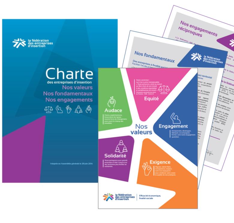 Charte des entreprises d'insertion