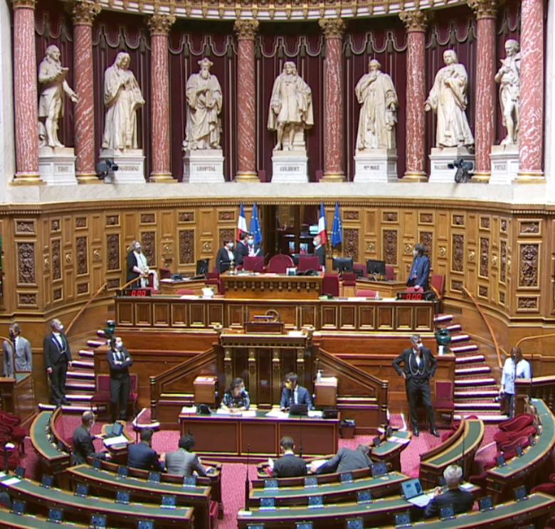 Les sénateurs en pointe adoptent quatre amendements pour la commande publique inclusive