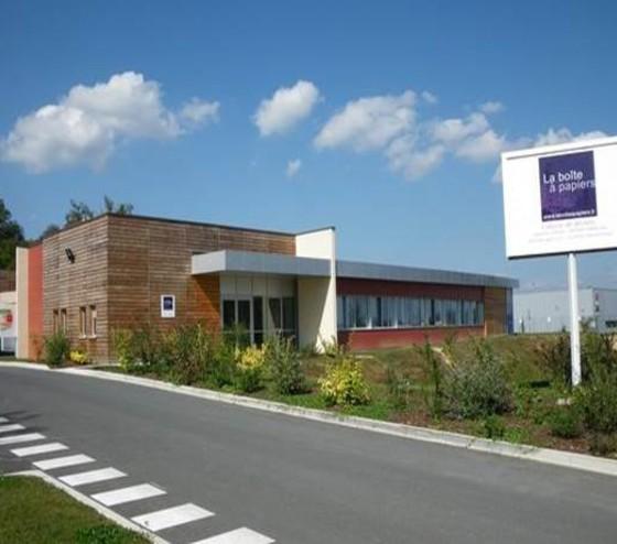 Le site de la Boîte à Papiers à Limoges