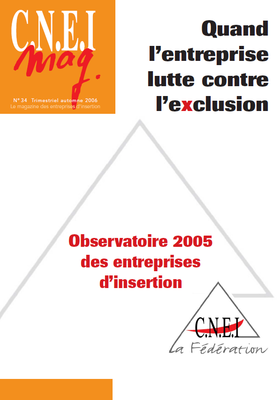 Couv Observatoire 2005