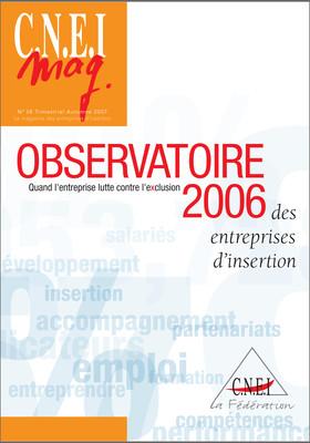 Couv Observatoire 2006