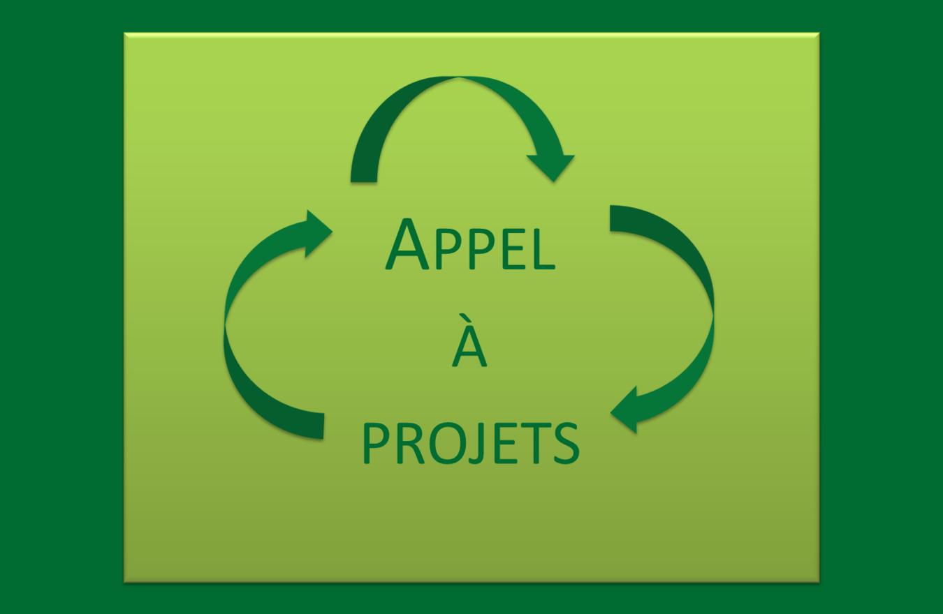 Illustration Appel à projets Economie circulaire - Recyclage - Valorisation des déchets