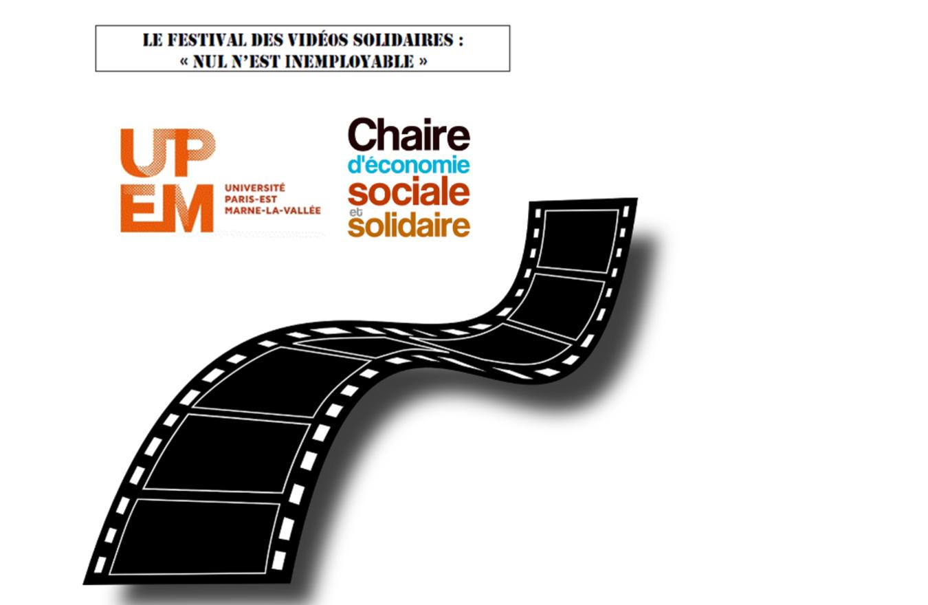 Illustration Festival des vidéos solidaires « Nul n'est inemployable »
