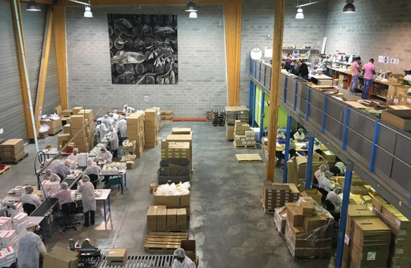 Photo de l entreprise d insertion SISTRA spécialisée dans la sous-traitance industrielle