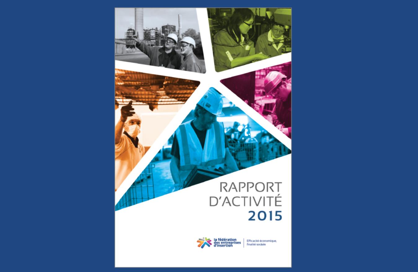Couv Rapport d'activité 2015