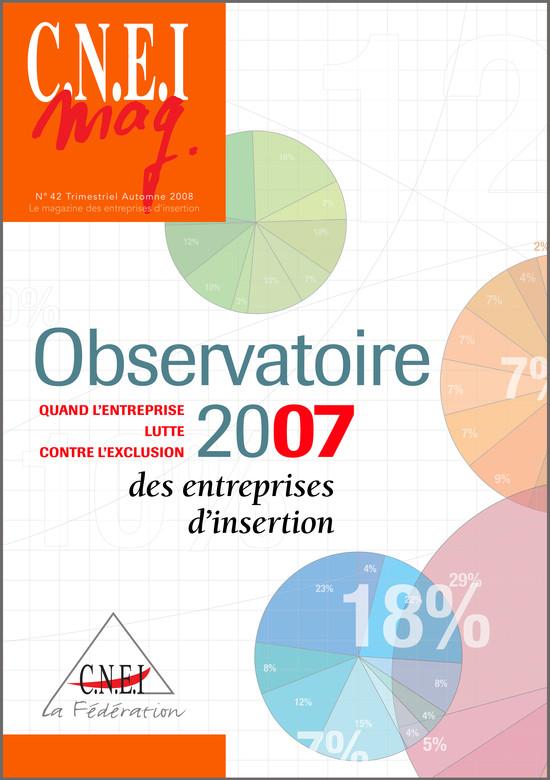 Couv Observatoire 2007